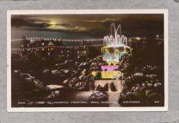40475    Regno  Unito,   Southsea -  Rock  Gardens -  The Illuminated  Fountain,  NV - Altri