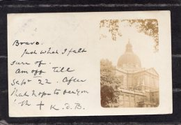"""40477      Regno  Unito,   London -  St.  Paul""""s  Cathedral,  VG  1906 - St. Paul's Cathedral"""