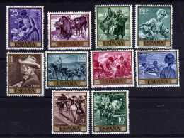Spain - 1964 - Stamp Day & Sorolla Commemoration - MH - 1931-Aujourd'hui: II. République - ....Juan Carlos I