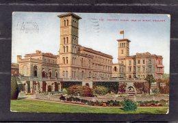 40481     Regno  Unito,   Osborne  House  -  Isle  Of  Wight -  England,  VG  1909 - Inghilterra