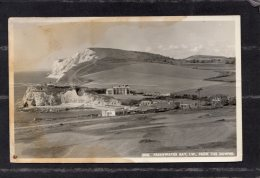 40485     Regno  Unito,   Freshwater  Bay -  I. W.  -  From  The  Downs,  VG  1958 - Inghilterra