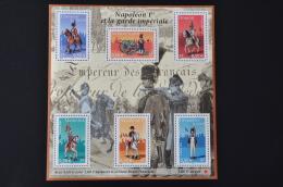 FRANCE ++ 2004 FEUILLE BLOCK YVERT 72 NAPOLEON MNH NEUF ** - Sheetlets