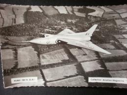 AVRO 707A GB COLLECTION AVIATION MAGAZINE - Flugzeuge