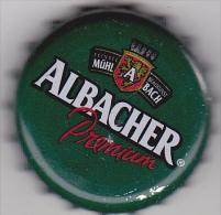 Romania Beer Cap - Albacher - Cerveza