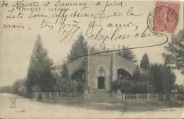 23Ro   44 Orvault Le Calvaire DND Cachet Regence De Tunis 1903 - Orvault