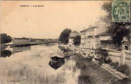 JARNAC - Les Quais    (56839) - Jarnac