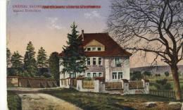 CPA (5 7) CHATEAU SALINS Maison Forestiere (defaut Bord Bas) - Chateau Salins