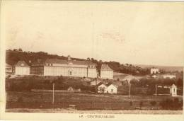 CPA (5 7) CHATEAU SALINS - Chateau Salins