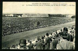 60 - CHANTILLY - Les Courses - Réunion De Printemps - Chantilly