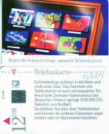 **Allemagne Telefonkarte S   PD  8..96  Telefonkerten     12DM   Vide   Qualité TTB   ***