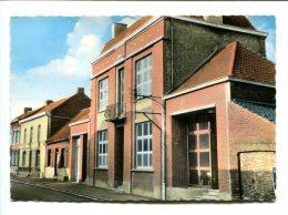 CP -  MONS EN PEVELE (59) La Mairie - France