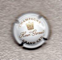 CAPSULE  GIRAUD Henri     Ref  7    !!!! - Champagne