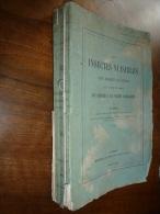 1861 Les INSECTES NUISIBLES Arbres Fruitiers Et Plantes Par Ch. Goureau Sté Entomologique France (dédicace De L'auteur) - Books, Magazines, Comics