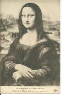 La Joconde De Léonard De Vinci - Storia
