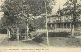 Somme -ref A448- Bois De Cise - Le Grand Hotel Et La Route Au Bois   - - Bois-de-Cise