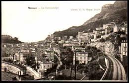 CPA - Monaco - La Condamine - Unclassified