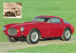 Hommage à La Mille Miglia  -  Ferrari 250 MM    -  1953  -  CP - Sport Automobile