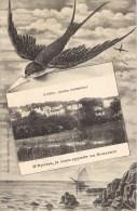 SOUVENIR DE HYERES LE QUARTIER DE CHATEAUBRIAND HIRONDELLE 83 VAR - Hyeres