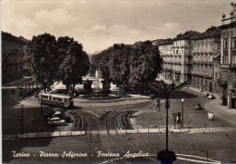 TORINO PIAZZA SOLFERINO + TRAM - Italien