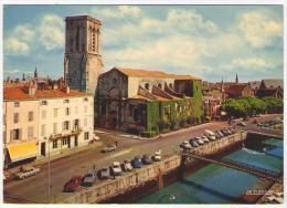 GF (17) 056, La Rochelle, La Cigogne 17 300 82, Le Canal De Marans, Voyagée En 1952, TB - La Rochelle