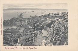 Gibraltar -  Précurseur - Copyright Cumbo And Montegriffo -  Rosia Bay - Gibraltar