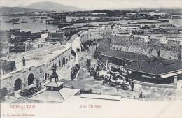 Gibraltar -  Précurseur - Copyright Cumbo  -  Markets - Gibraltar