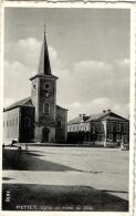 BELGIQUE - NAMUR - METTET - Eglise Et Hôtel De Ville (n°3839). - Mettet