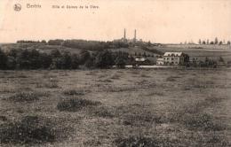 BELGIQUE - LUXEMBOURG - BERTRIX - Villa Et Usines De La Vière. - Bertrix