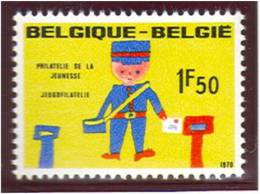 Belgique 1528 ** - Unused Stamps