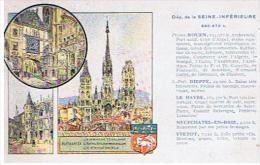 CPA 76   * ROUEN * DEPARTEMENT DE LA SEINE MARITIME *  Edition Speciale Valda - Rouen