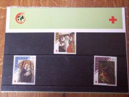 Pochette Thématique 2312/14 Neuf Sans Charnières COB : 4,50€ - Belgium