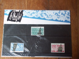 Pochette Thématique 2315/17 Neuf Sans Charnières COB : 2,50€ - Belgium