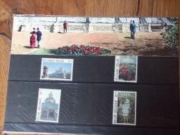 Pochette Thématique 2340/43 Neuf Sans Charnières COB : 6,35€ - Belgium