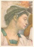 MICHELANGELO : ## De Libische Sibylle ## : - Pintura & Cuadros