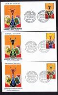 1972  Exposition Philatélique Malgache  FDC - Madagascar (1960-...)
