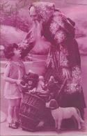 Vive St-Nicolas / Sinterklaas -1928 ( Verso Zien ) - Auguri - Feste