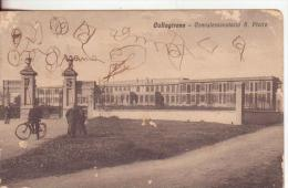 Catania-48-Caltagirone-Sicily-Convalescensiario Di S. Pietro-Ospedale-Hospital-Hôpital-v.1933 X Catania - Catania