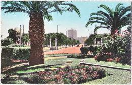 Pf. CASABLANCA. Le Rond-Point Mermoz Et Le Bd Moulay-Youssef. 6 - Casablanca