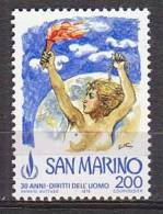 PGL AY324 - SAN MARINO SAINT MARIN SASSONE N°1012 ** - San Marino