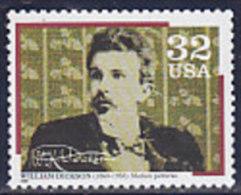 Vereinigte Staaten 1996. W. Dickson, Motion Pictures (B.1324.1) - Etats-Unis