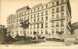 CPA  BEAULIEU, Hôtel Panorama Palace  8108 - Beaulieu-sur-Mer
