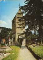 France-Carte Postale Ecrite(En Esperanto!!) 1984-Ste-Marie Aux Mines-L'Eglise De St.-Pierre Sur L'Hate-2/ Scans - Sainte-Marie-aux-Mines