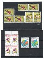 NIGER   13 Timbres     Année 1970 à 1989      (neufs Sans Charnière) - Niger (1960-...)