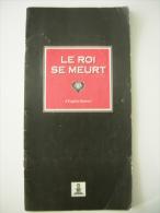 LIVRET PI�CE DE TH�ATRE AVEC AUTOGRAPHES : A.GIRARDOT,J.SAUDRAY,A.SE ILLER etc