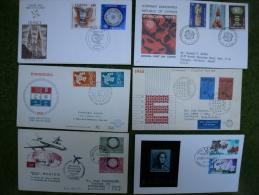 A2017) CEPT EUROPA Posten Mit 30 Teils Besseren Belegen - Sammlungen