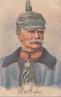 AK Generalfeldmarschall Von Mackensen Gelaufen - Personen