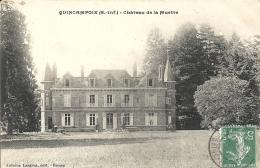 Seine Maritime : Quincampoix, Chateau De La Muette - France