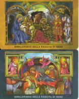 SAN MARINO - 2000 Years From The Birth Of Christ(PA-PB), Tirage 13000, 05/00, Mint - San Marino