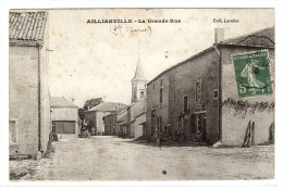 AILLIANVILLE (52) - La Grande-Rue - Collection Lartillot - France