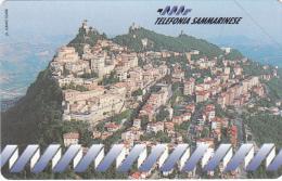 SAN MARINO - Historia 2, First Issue(AB), Tirage 49600, 09/94, Mint - San Marino
